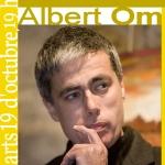 Albert Om a la Biblioteca d'El Carmel
