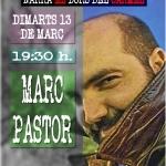 Marc Pastor a la Biblioteca El Carmel-Juan Marsé