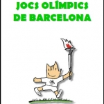 Biblioteca El Carmel Juan Marsé… Exposició Els Jocs Olímpics de Barcelona 1992