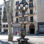 Ruta literària de les fonts Canaletes de Barcelona