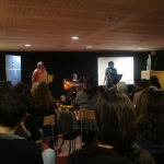 "Hem celebrat el Dia Mundial de la Poesia amb ""Oxímoron"""