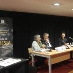 """""""Recordant Lois Pereiro"""" amb Helena González i Manuel Rivas"""