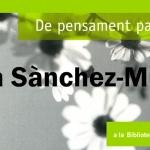 Cèlia Sànchez-Mústich a l'Arxiu Audiovisual De Pensament, Paraula i Obra