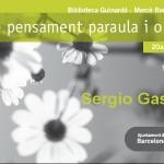 Sergio Gaspar a l'Arxiu Audiovisual De Pensament, Paraula i Obra