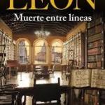 "La biblioteca de Montbau recomana… ""Muerte entre líneas"" de Donna Leon"