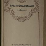 Cicle novel·les i novel·listes de la Primera Guerra Mundial: París bombardeado