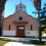"""Ruta literària """"Lluny d'aquí"""". Etapa 5: Esglèsia Sant Francesc Xavier."""