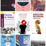 Biblioteca El Carmel-Juan Marsé: novetats espai Barcelona Maig 2016
