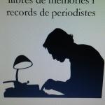 llibres de memòries i records de periodistes