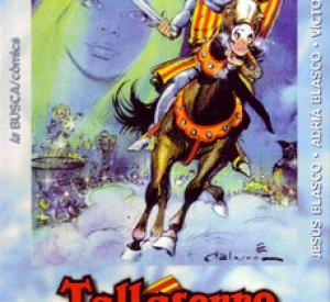 La Biblioteca El Carmel – Juan Marsé recomana: Tallaferro el tresor de Barcelona, de Víctor Mora