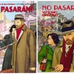 La Biblioteca El Carmel – Juan Marsé recomana: ¡No pasarán! de Vittorio Giardino
