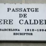 Ruta literària. Barcelona. Llibre dels passatges. Sant ModernAntoni o aquell barri anomenat Sant Antoni