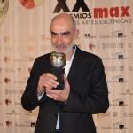 La Biblioteca Horta-Can Mariner recomana… Alfredo Sanzol