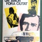 La Biblioteca El Carmel – Juan Marsé recomana: Un amor fora ciutat, de Manuel de Pedrolo