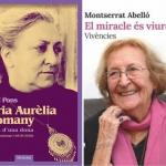 El lector recomana… Dues vides escrites en femení