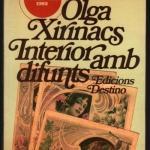 La biblioteca el Carmel- Juan Marsé…Interior amb difunts d'Olga Xirinacs
