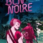 La Biblioteca El Carmel – Juan Marsé recomana BCN Noire, còmic de gènere negre ambientat a Barcelona