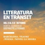 """Nova edició del festival """"Literatura en trànsit"""""""