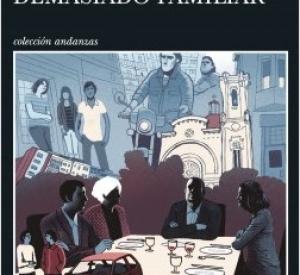 La Biblioteca El Carmel-Juan Marsé recomana…Un asunto demasiado familiar de Rosa Ribas