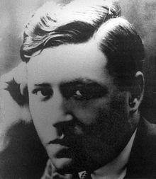 Josep Pla el 1917