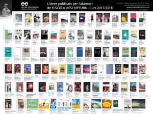 Plafó_llibres_alumnat_curs_2017_18_Escola-dEscriptura