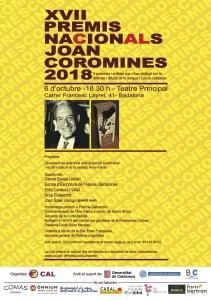 Premis Joan Coromines_2018